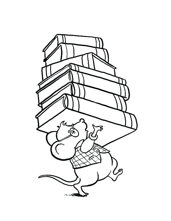 600x776 Library Coloring Pages Library Coloring Pages Library Coloring