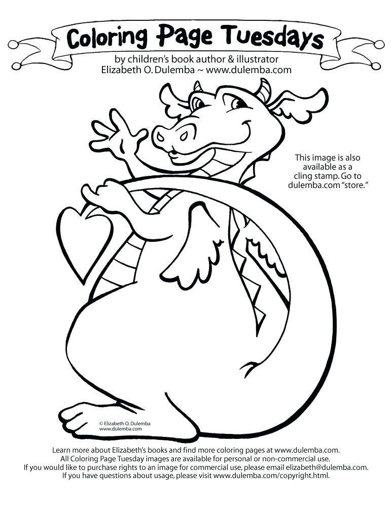 773x1000 Library Coloring Page