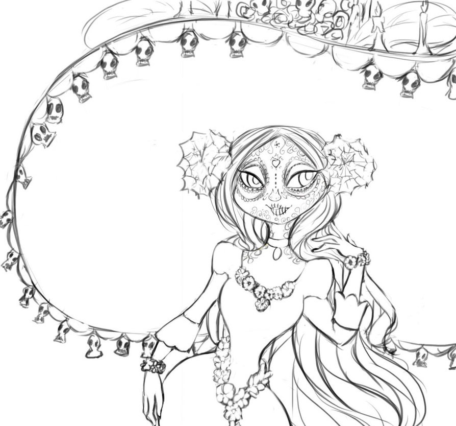 894x834 Book Of Life Coloring Pages Pictures Free Coloring Pages