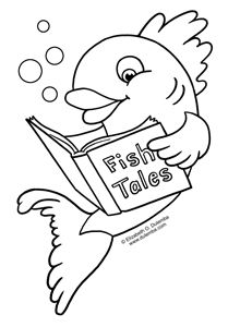 209x300 Coloring Page Tuesday