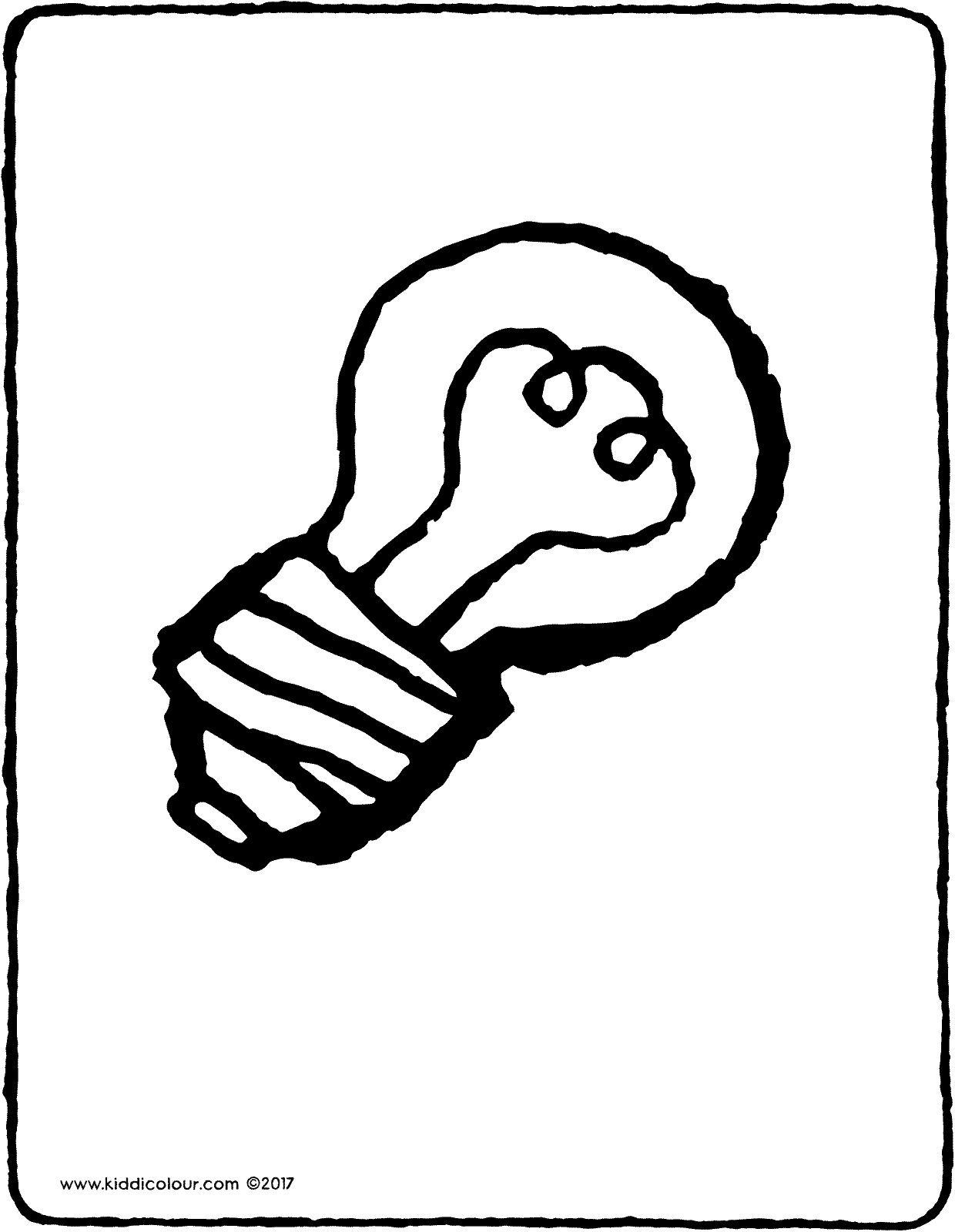 1240x1600 Light Bulb