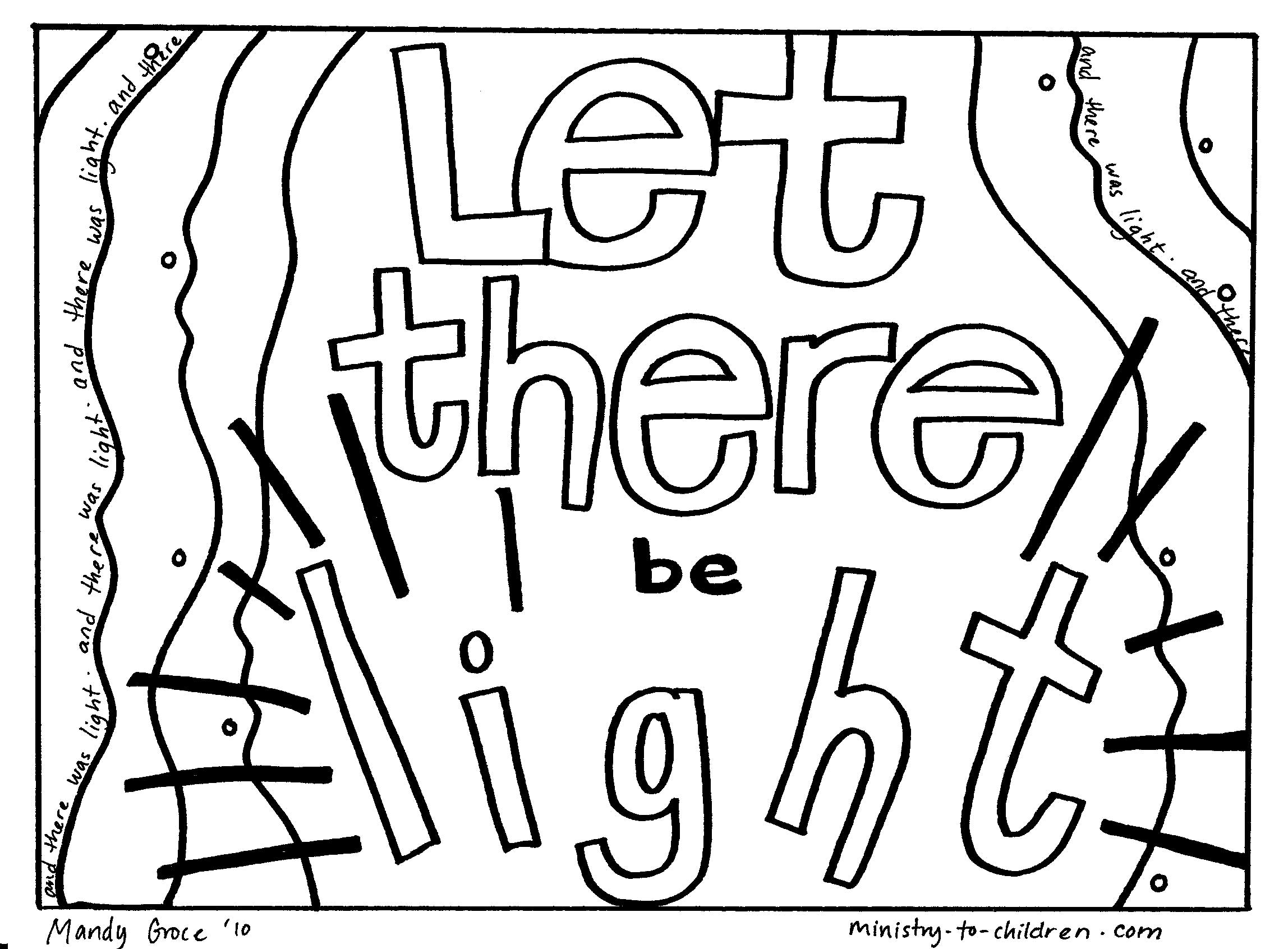 2296x1692 Creation Coloring Pages There Be Welcome To Grace