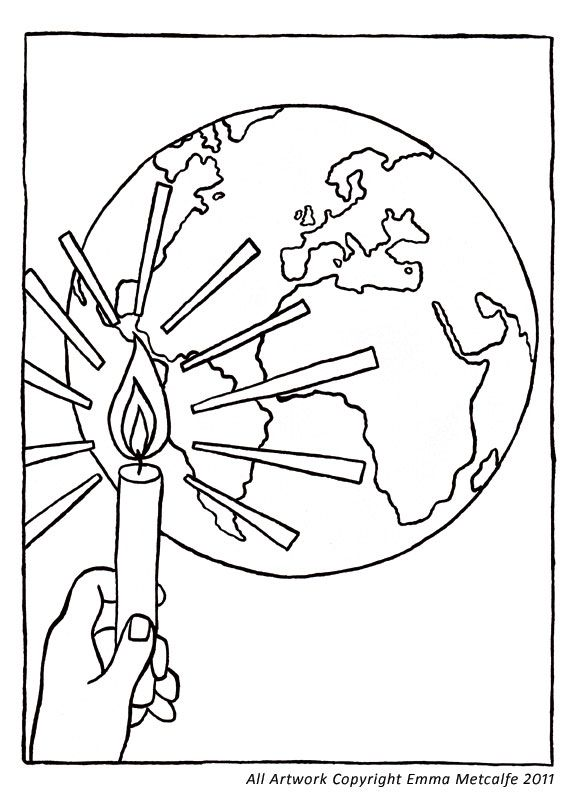 576x795 Marvellous Inspiration Salt And Light Coloring Page Jesus Is