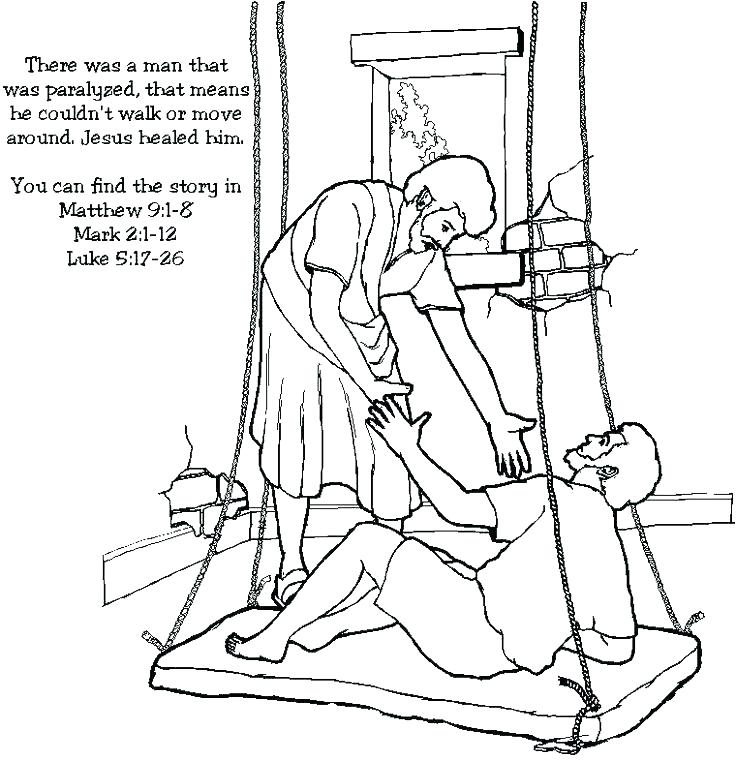 736x761 Coloring Pages Jesus Is The Light Of The World Coloring Page Heals