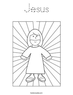 236x305 Coloring Pages Of Jesus Light World Sketch Coloring Page Worship