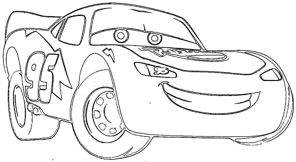 1024x562 Lightning Mcqueen Coloring Pages Free Lightning Coloring Page