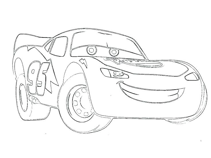 736x552 Lightning Mcqueen Printable Coloring Pages Lightning Coloring