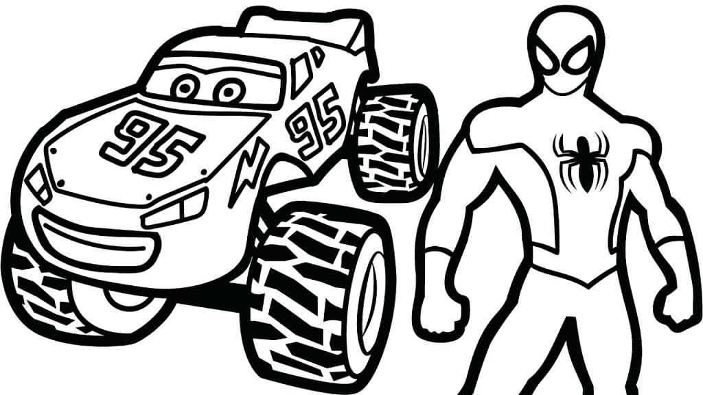 1024x576 Lightening Mcqueen Coloring Page Free Lightning Coloring Pages