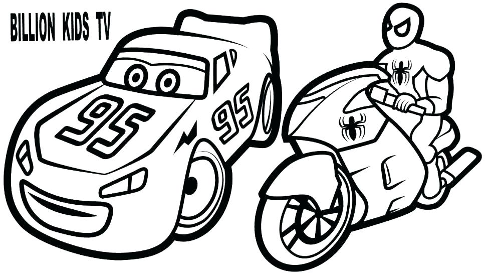 970x546 Lightning Mcqueen Coloring Pages Free Lightening Coloring Pages