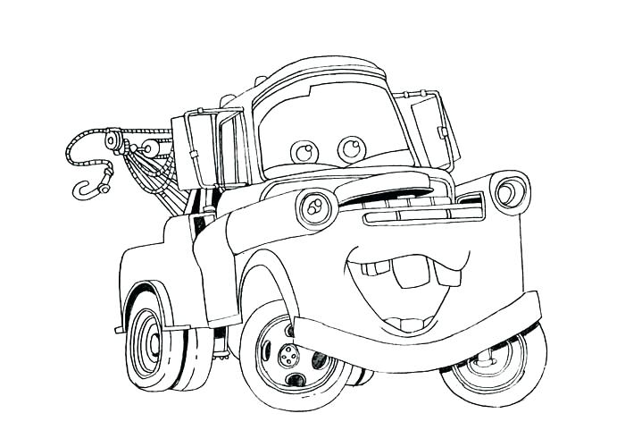 700x500 Lightning Mcqueen Coloring Pages Free Printable Coloring Coloring