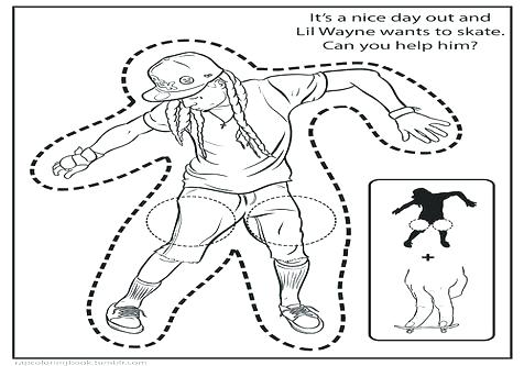 476x333 Lil Wayne Coloring Pages Coloring Pages Coloring Pages Book