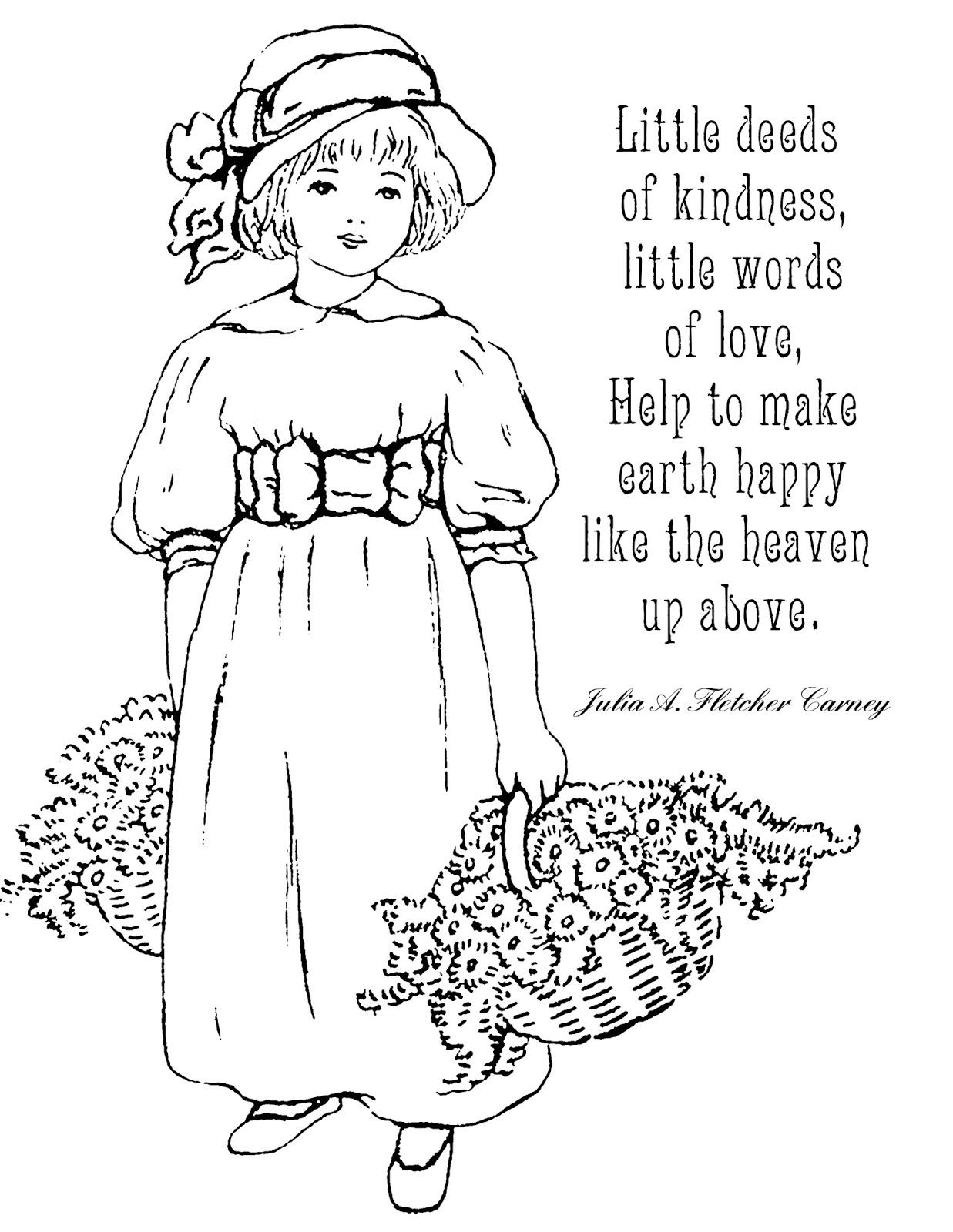1237x1600 Unbelievable Lilac U Lavender A Little Love Kindness Image