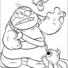 220x220 Lilo And Stitch Coloring Pages