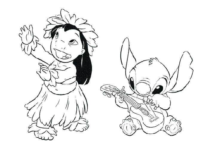 700x500 Lilo Stitch Coloring Pages Lilo Coloring Pages Lilo And Stitch
