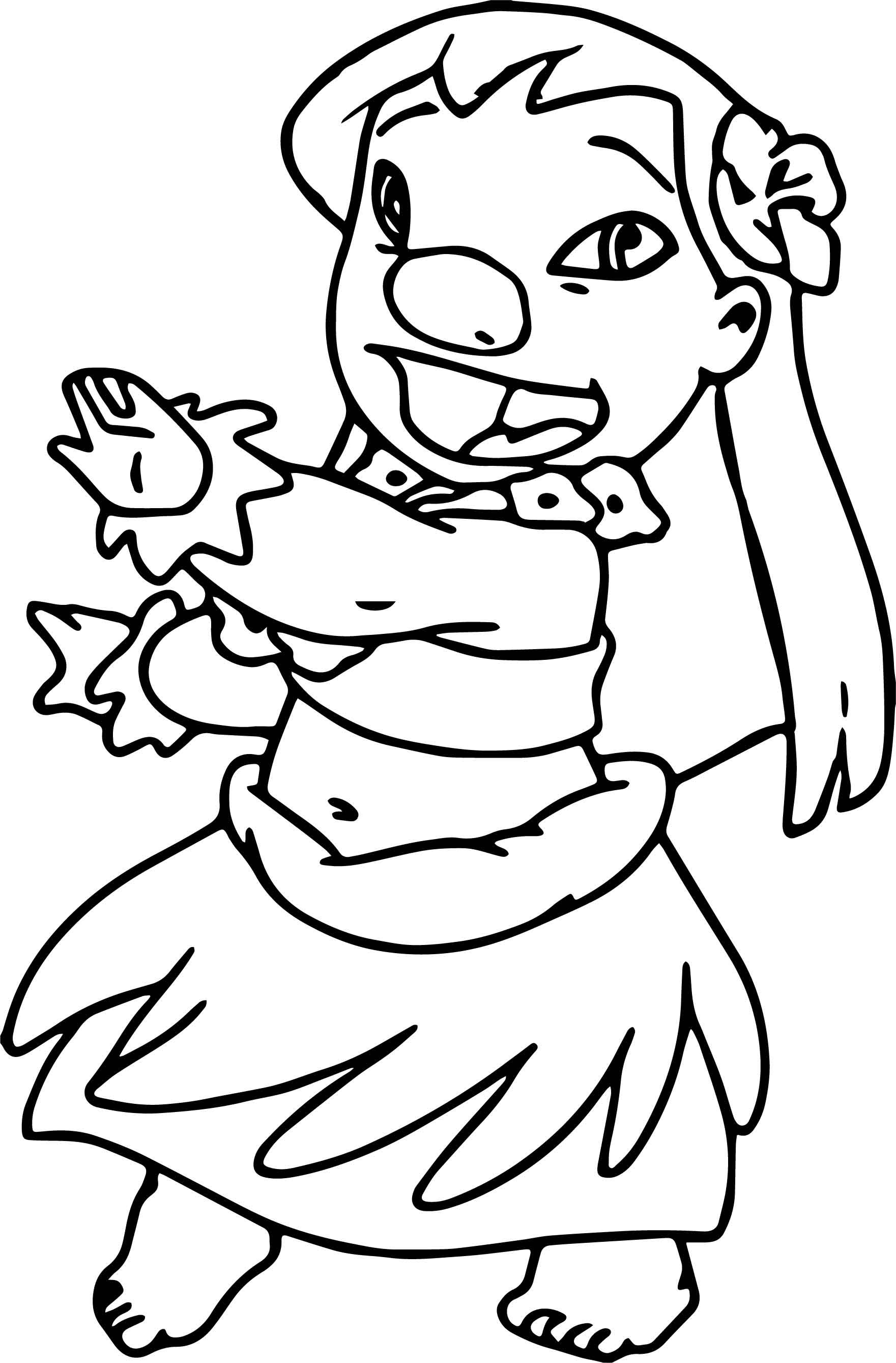 1761x2677 Fresh Lilo And Stitch On Bike Coloring Pages For Kids Beautiful