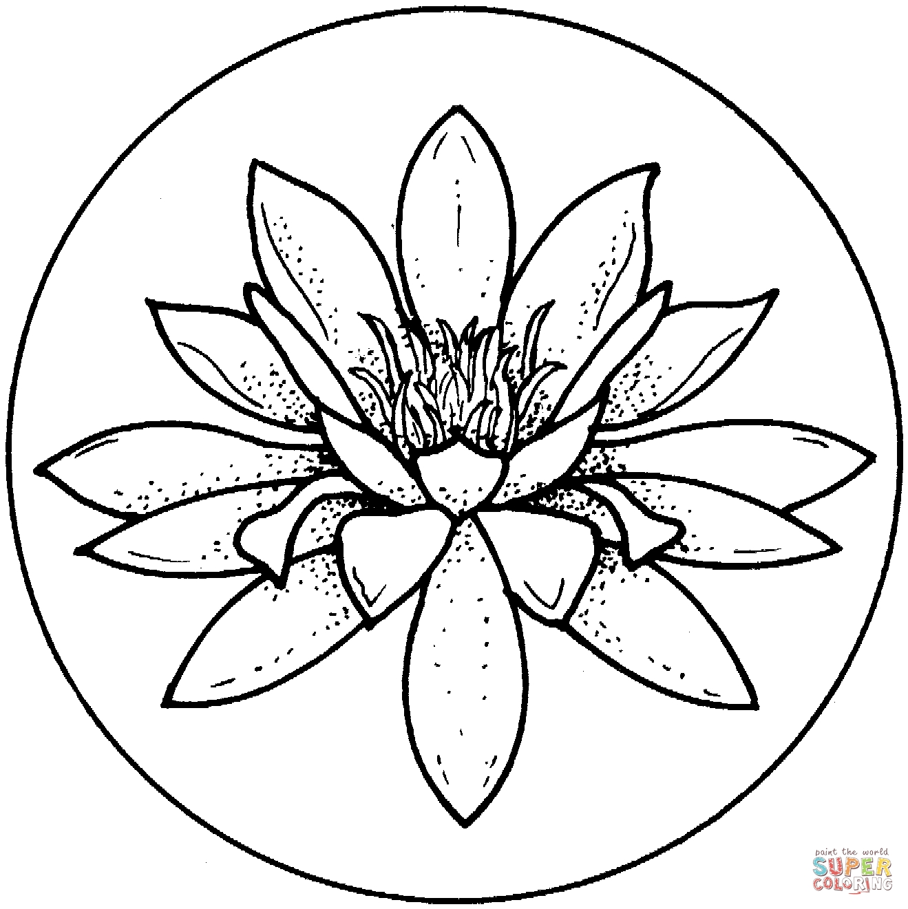 1319x1321 Unique Printable Flower Coloring Pages Collection Printable