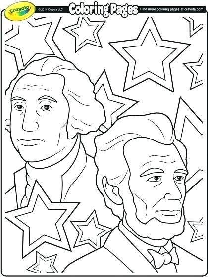 420x560 Abraham Lincoln Coloring Pages Coloring Pages Of Coloring Page