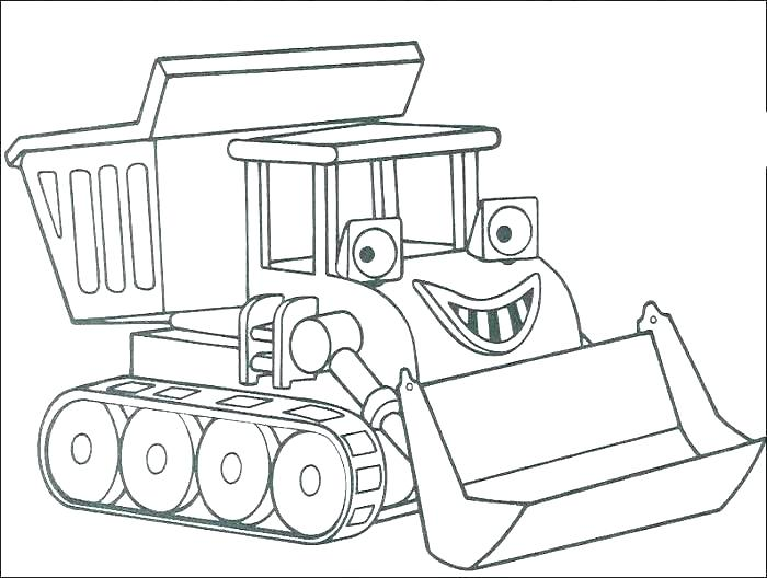 700x528 New Bob The Builder Coloring Pages