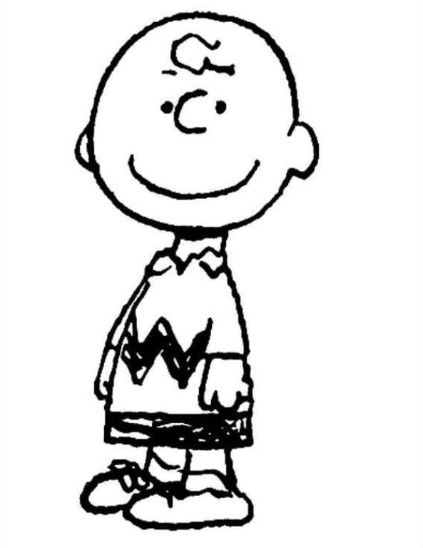 593x768 Excellent Ideas Charlie Brown Coloring Pages Kids N Funcom