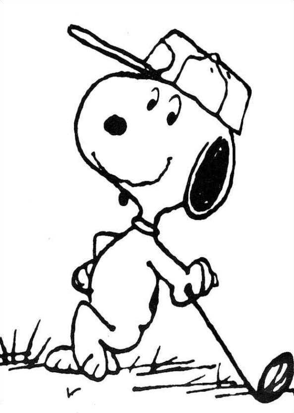 593x832 Kids N Coloring Pages Of Charlie Brown