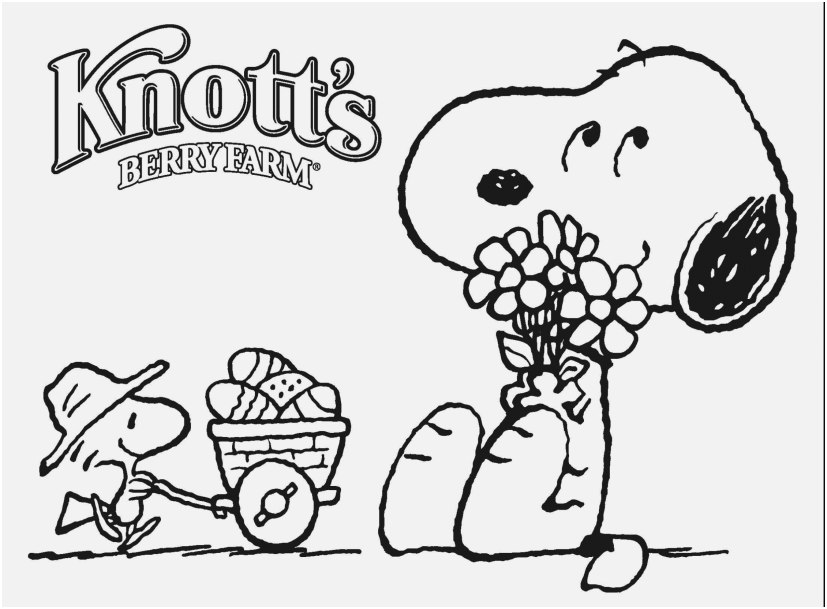 827x609 Peanuts Coloring Pages Collection Magnificent Snoopy Coloring