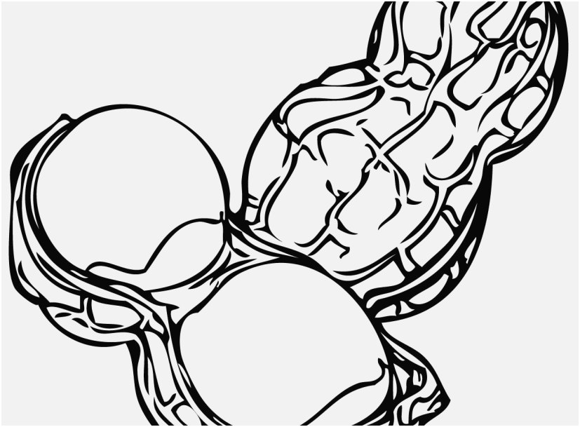 827x609 Peanuts Coloring Pages Shoot Peanuts Characters Coloring Page