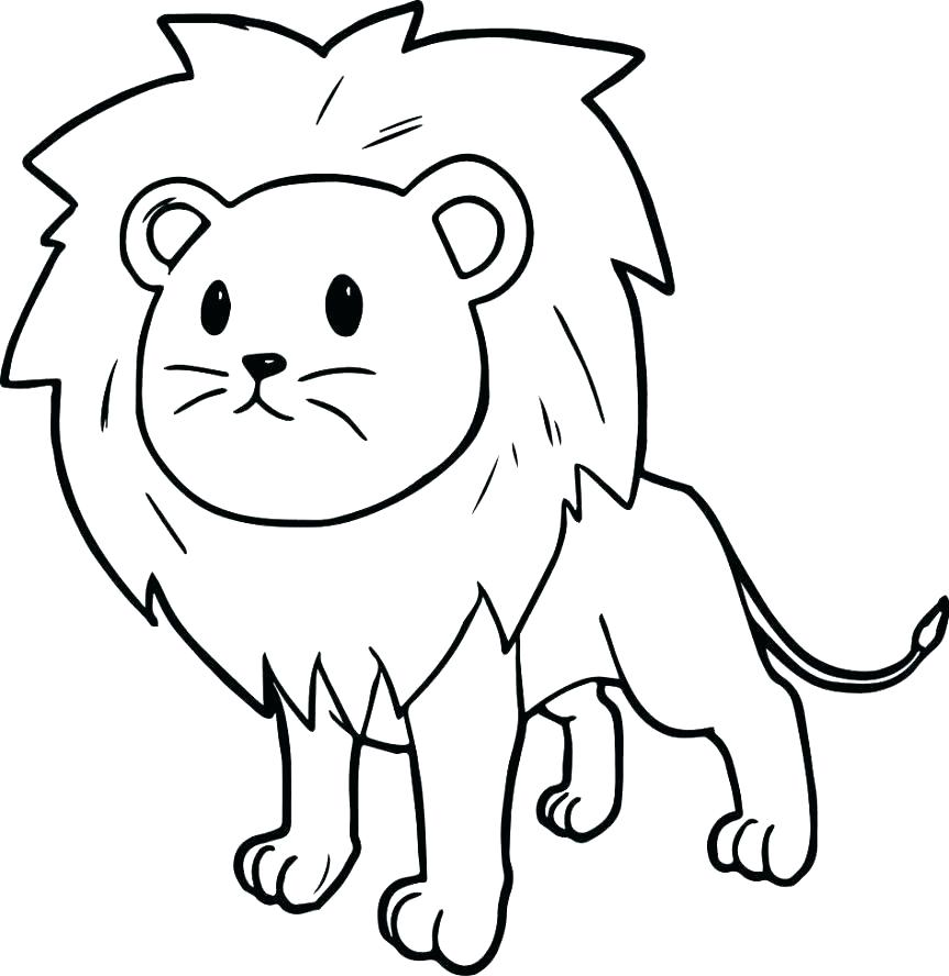 863x888 Coloring Pages Of Lions Lion And Lamb Coloring Pages Lion Coloring