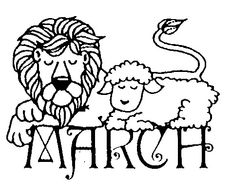 476x372 March Comes In Like A Lion, Out Like A According