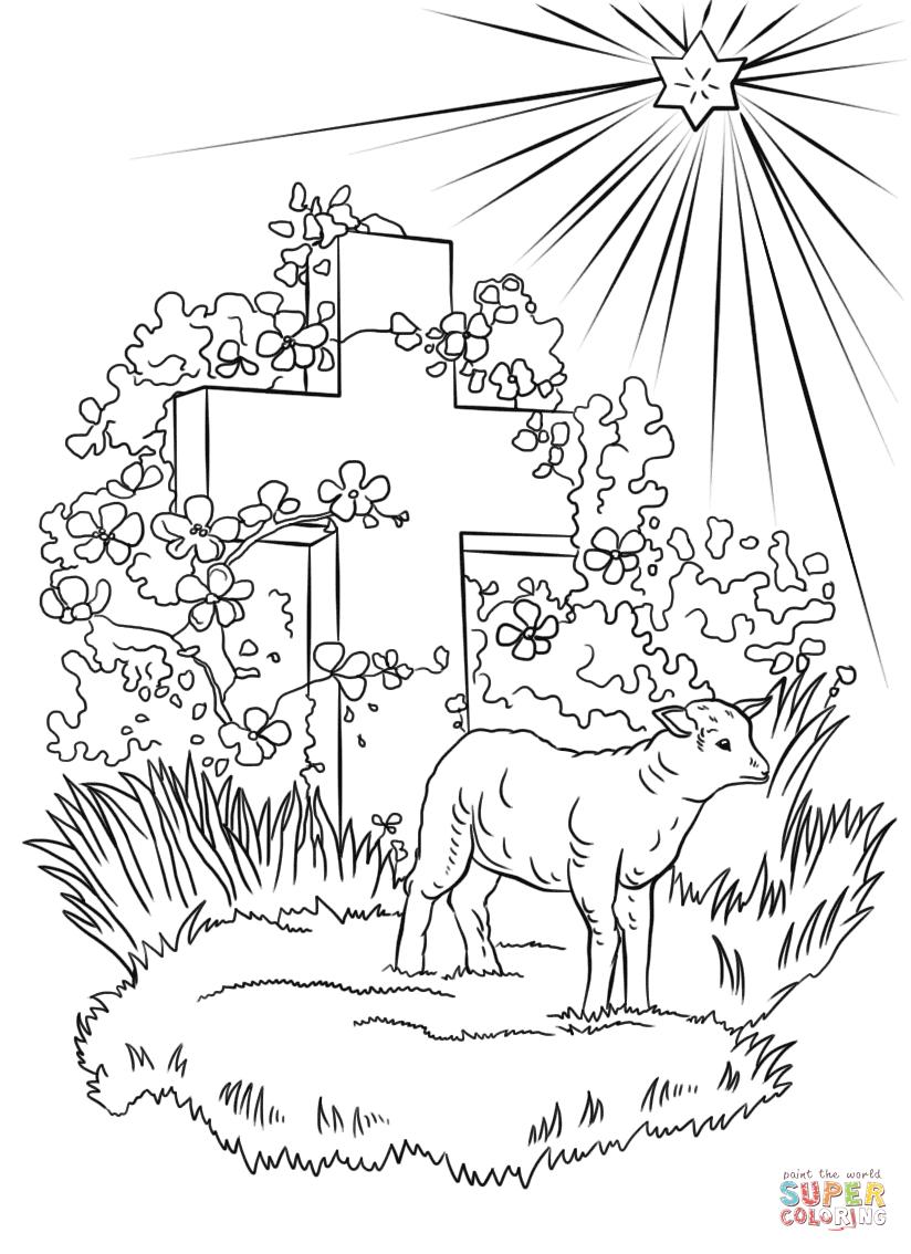 824x1134 Sensational Inspiration Ideas Lamb Coloring Page Lion