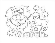 236x185 Lion Coloring Book Pages Trunk Or Treat Lions