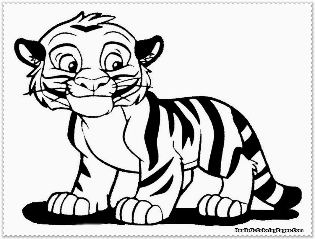 1066x810 Extraordinary Ummu In Tiger Coloring Pages On With Hd Resolution