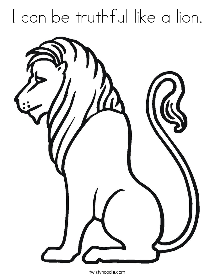 685x886 Cat, Lion, And Tiger Coloring Pages