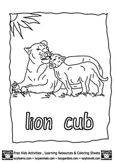 236x331 Zoo Worksheets Sheets,lucy Lion Coloring Pages Kids Zoo