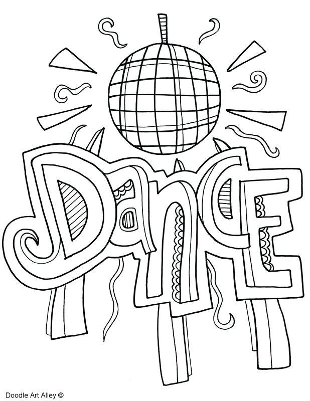 618x800 Dance Coloring Page Lion Dance Coloring Page