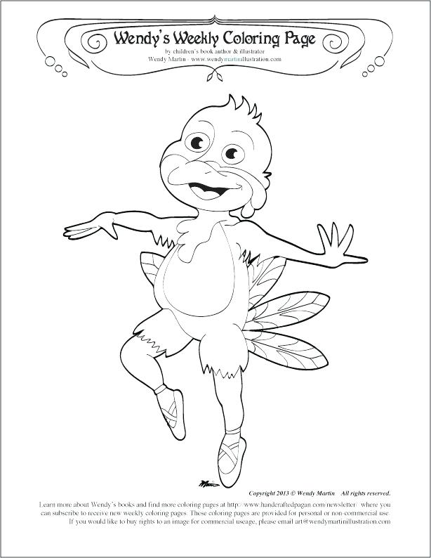 614x794 Dancing Coloring Page Twisty Noodle Ballerina With Ponytail