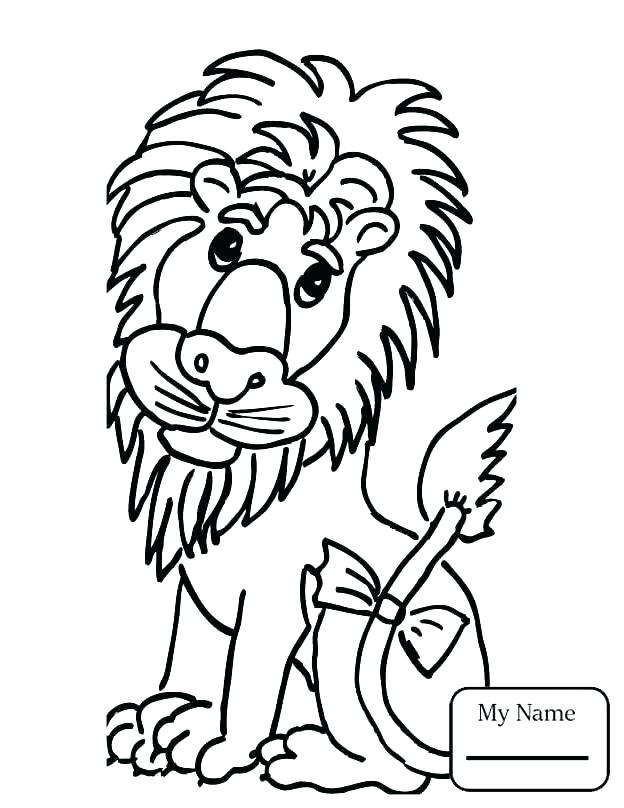 624x808 Free Printable Lion Coloring Pages For Kids Lion Family Coloring
