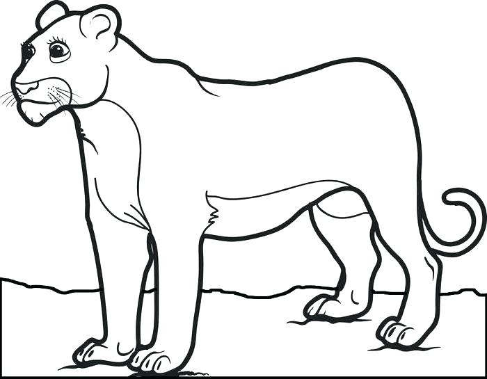 700x545 Lion Coloring Book Together With Happy Family Free Coloring Page