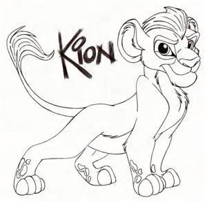 300x293 Lion Guard Keyon Coloring Coloring Pages, Lion Guard Coloring
