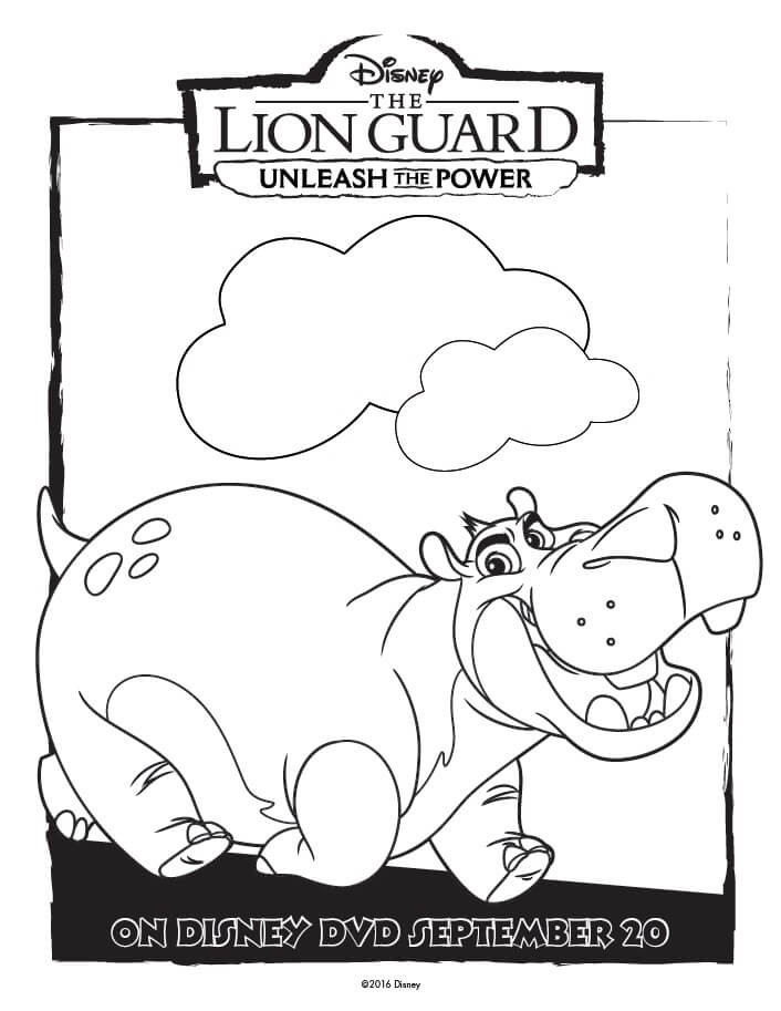 706x913 The Lion Guard Return Of Roar Coloring Pages Inside