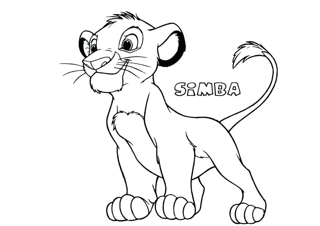1024x724 Coloring Page Free Coloring Nala Lion King Coloring Pages