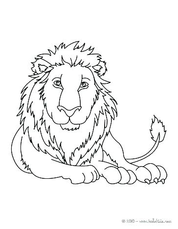 364x470 Lion King Printable Coloring Pages Coloring Pages Of Lions Lion