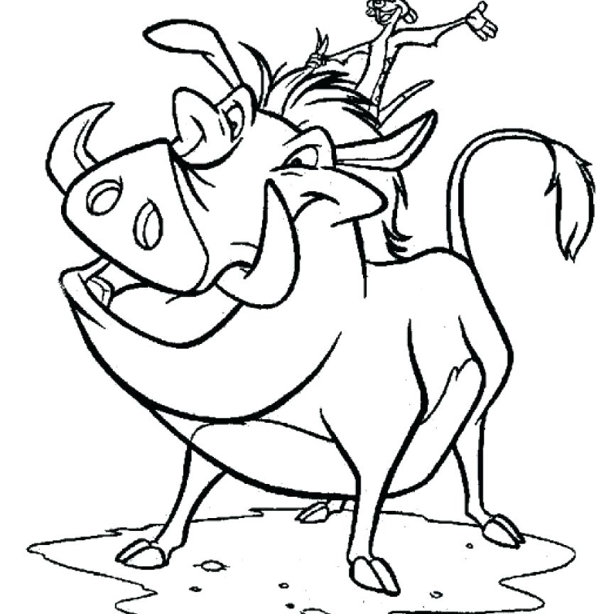 860x864 Nala Coloring Pages