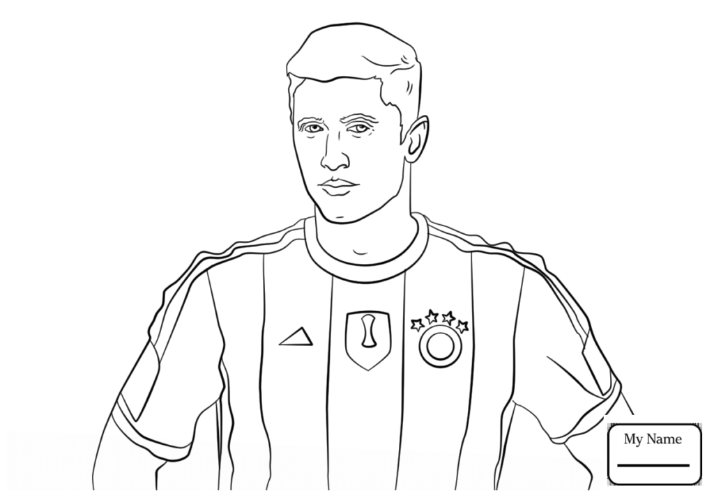 Lionel Messi Coloring Page At Getdrawings Free Download