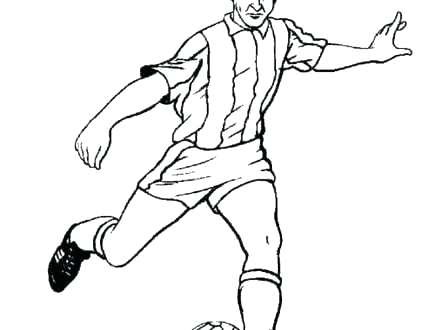 440x330 Soccer Coloring Pages Messi Soccer Coloring Pages Soccer Coloring
