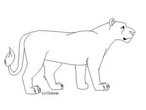 300x227 Lioness Coloring Page Free Clip Art, Lioness Coloring Pages