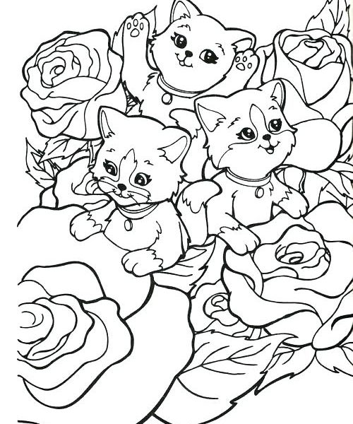 500x600 Lisa Frank Coloring Pages Lisa Frank Coloring Pages To Print Free