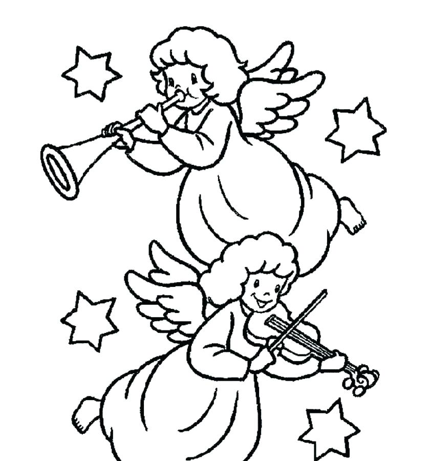 840x900 Music Coloring Pages