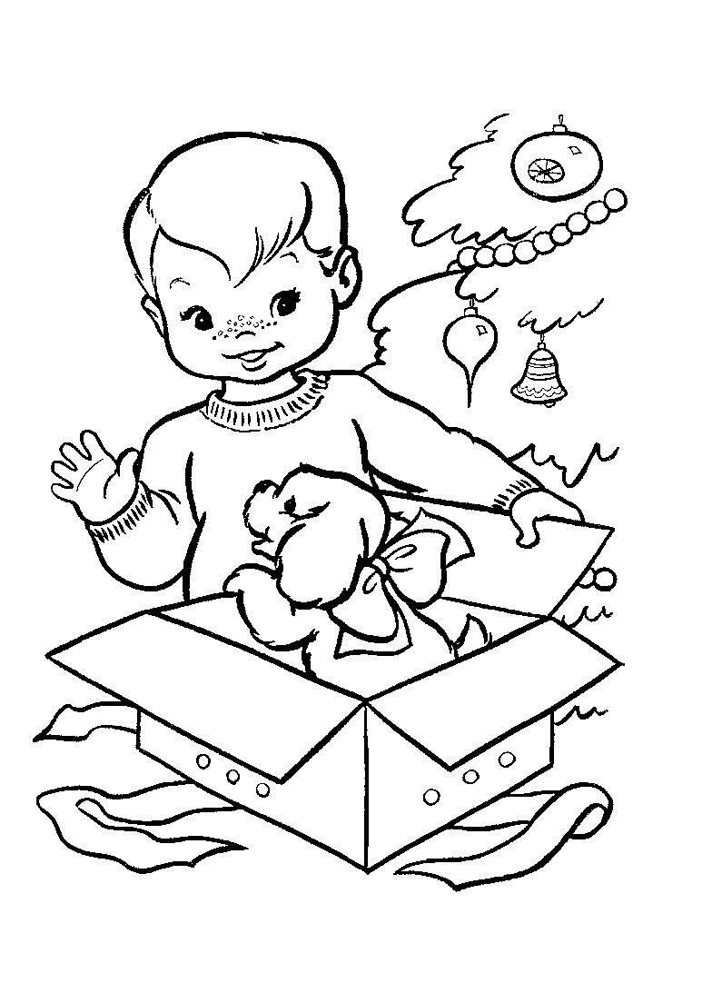 784x1104 Free Printable Boy Coloring Pages For Kids