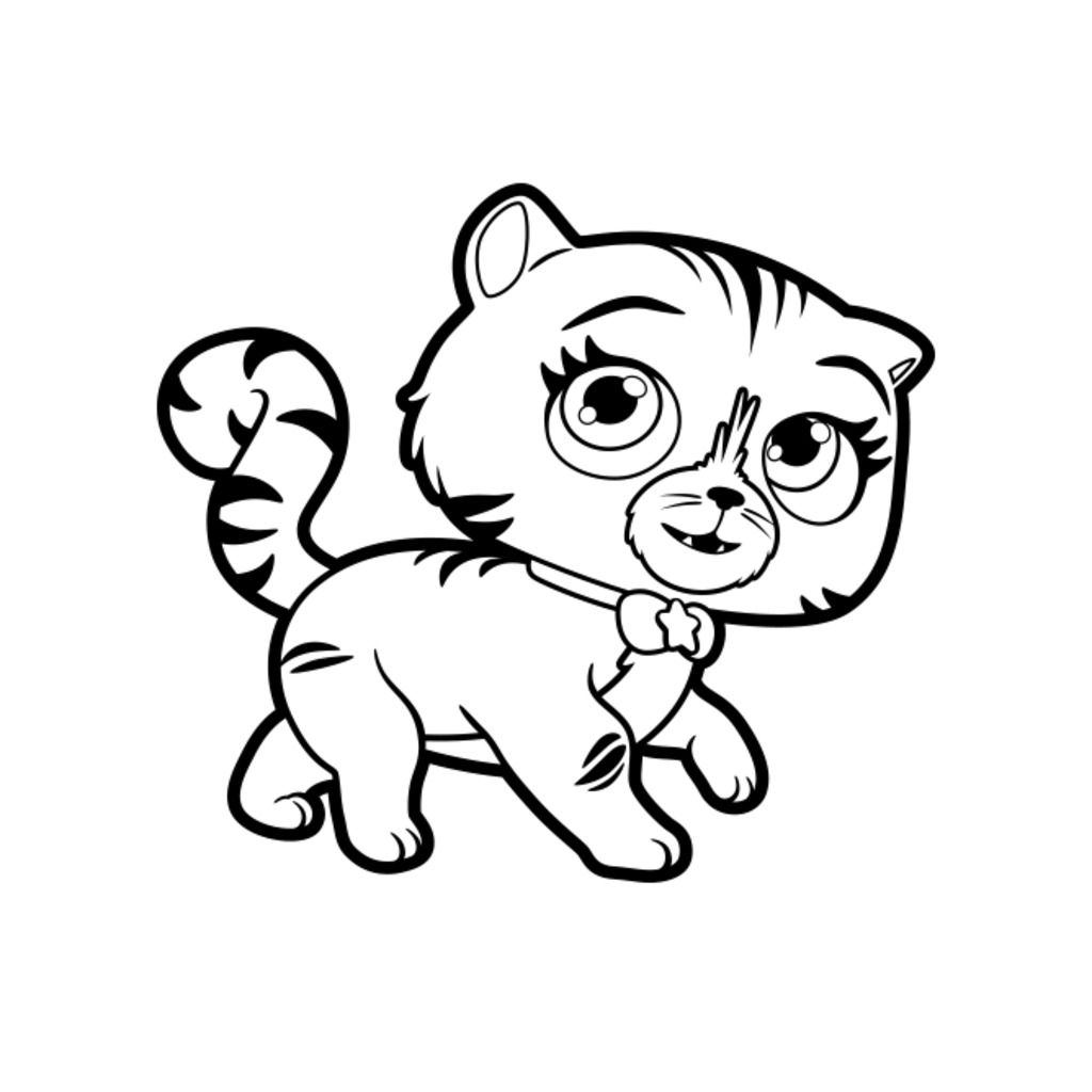 1024x1024 Little Charmersseven Colour Colouring Pages For Preschoolers