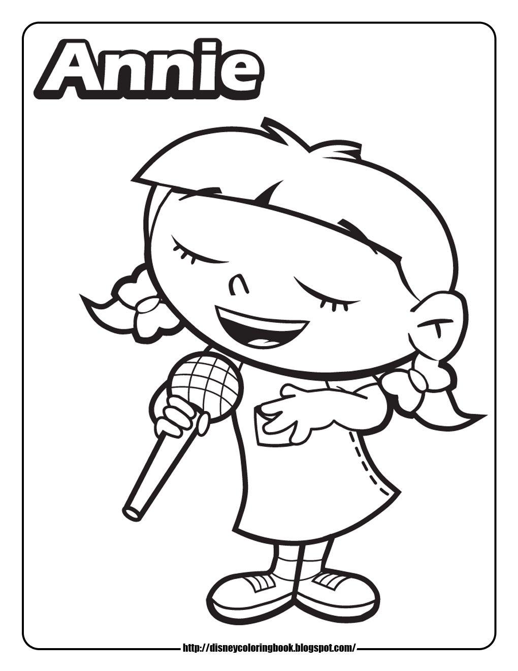 1020x1320 Little Einsteins Annie